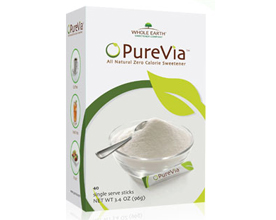 PureVia - All Natural, Stevia-Based Sweetener