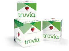 Stevia-Based Truvia - All Natural Sweetener